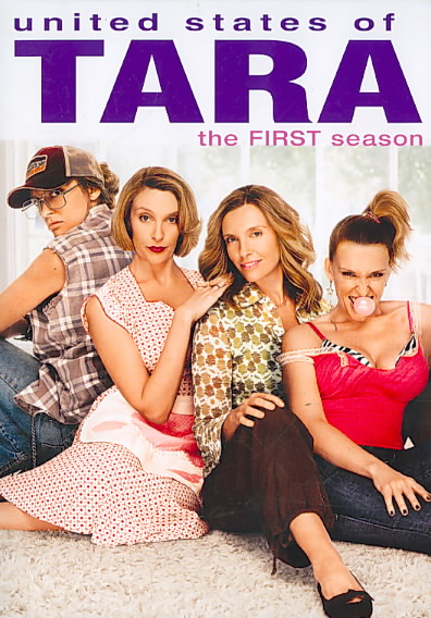 UNITED STATES OF TARA:FIRST SEASON BY UNITED STATES OF TAR (DVD)