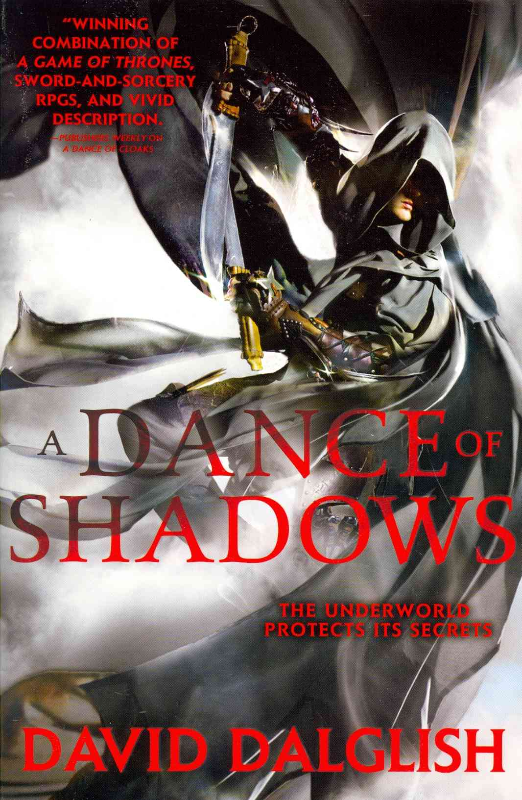 A Dance of Shadows By Dalglish, David